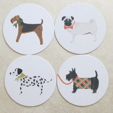 Eclectic Coasters by Ruche