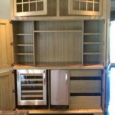 Traditional Buffets And Sideboards by Wood Cabinet Design Inc.