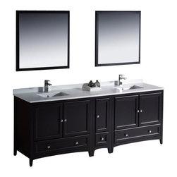 Shop 84 Inch Double Sink Vanity Bathroom Vanities On Houzz
