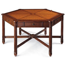 traditional side tables and accent tables by FRONTGATE