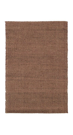 """Loloi Rugs - Loloi Rugs Eco Collection - Rust, 5' x 7'-6"""" - Once just a niche for the environmentally conscious, natural fiber rugs like the Eco Collection have become a popular choice for their raw elegance. Hand woven of 100% jute from India, Eco delivers a fashionable and easy-to-place look at a value price."""
