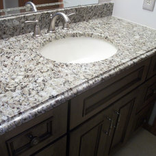 Traditional Bathroom Sinks by Cabinet-S-Top