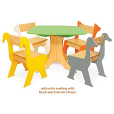 Modern Kids Tables And Chairs by Rosenberry Rooms
