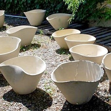 Outdoor Pots And Planters by Detroit Garden Works