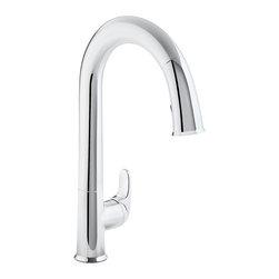 KOHLER - KOHLER K-72218-CP Sensate Touchless Kitchen Faucet - KOHLER K-72218-CP Sensate Touchless Kitchen Faucet in Polished Chrome