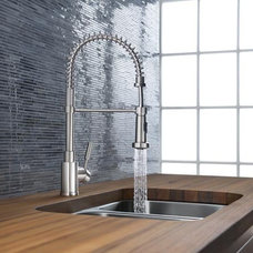 Modern Kitchen Faucets by Exotic Home Expo