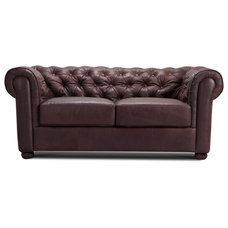 Traditional Sofas Chesterfield Sofa