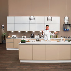 Asian Kitchen Cabinets by Modular Kitchen - Sleek International