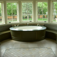 Bathtubs by BECKER WORKS LTD