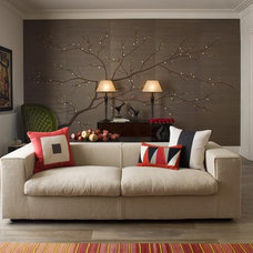asian wallpaper by Fromental