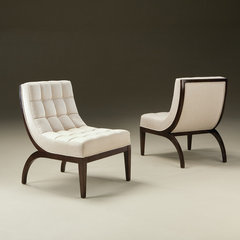 modern chairs by Thayer Coggin