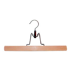 Proman Products - Proman Products Cedar Skirt Hanger 12 pcs / case - Cedar Skirt Hanger                             12 pcs / case