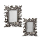 Neptune Frames - Anything silver appeals to me, but add shells and coral, and I'm a goner!