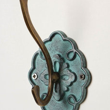 Eclectic Hooks And Hangers by Anthropologie