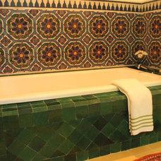 Mediterranean Tile by Le Mosaiste