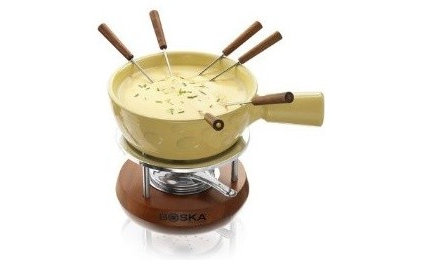 Modern Fondue And Raclette Sets by Amazon