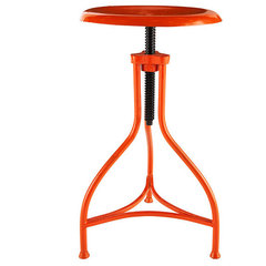modern bar stools and counter stools Cooper's Small Colored Stool