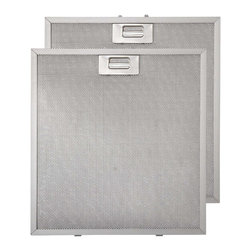 "Replacement Filter for 30"" Villa Series Wall-Mount Range Hood - Your kitchen air stays fresh and your range hood cleaner with replacement filters for the 30"" Villa Series Wall-Mount Range Hood."