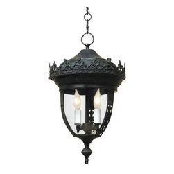 JVI Designs - JVI Designs 1120 3 light Hanging Pendant Outdoor Lighting collection - JVI Designs 1120 Features: