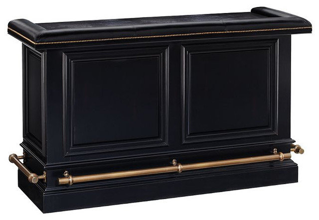 traditional bar tables by Pottery Barn