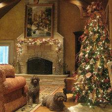 Traditional Christmas Trees by Treetime Christmas Creations