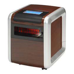 None - Best Green Technologies RedCore 15201RC Portable Room Heater - Featuring state-of-the-art engineering and a contemporary design, this portable room heater has a heating range of up to 1,000 feet. Three adjustable room settings ensure that you are getting just the right amount of heat for your room.