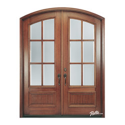 Architect Series® Wood Entry Door - Features
