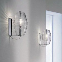 Kioto 18-W Mini Wall Sconce by OTY Lighting -