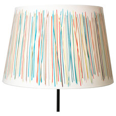 Eclectic Lamp Shades by IKEA