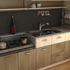 Modern Kitchen Cabinets modern small kitchen