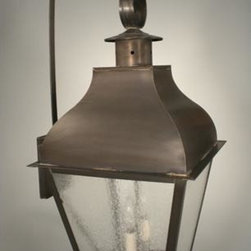 Northeast Lantern - Stanfield Dark Antique Brass Two-Light Outdoor Wall Light with Seedy Marine Glas - -Seedy Marine Glass  -Northeast Lantern offers a distinctive collection of early American and Colonial reproduction lighting that is hand crafted in New Hampshire for a lifetime of beauty.  -The fixtures are made of solid brass and copper. They  are cut, fitted, soldered, finished, and wired by hand in New Hampshire. Northeast Lantern - 7648-DAB-LT2-SMG