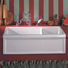 Kitchen Sinks by herbeau.com