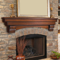 Traditional Fireplace Accessories by FireplaceMantels.com