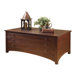 Stickley Harvey Ellis Storage Cocktail Table 89/91-743 -