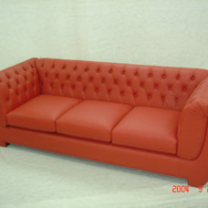 Modern Sofas by XCLUSIVE INTERIORS