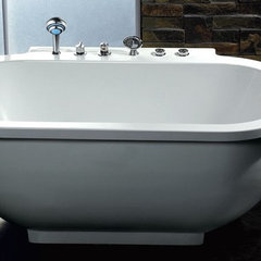 modern bathtubs by ExpressDecor.com