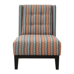 Harlow Chair - Fiber Optic -