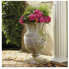 Traditional Outdoor Planters by FRONTGATE