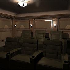Rendering by Intainium Home Cinemas