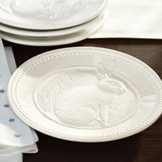 Traditional Salad And Dessert Plates by Pottery Barn