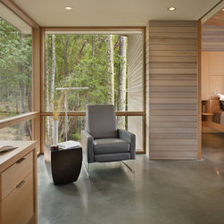 Contemporary Work - Suncrest residence, Orcas Island, Washingon. Architect: Heliotrope Architects