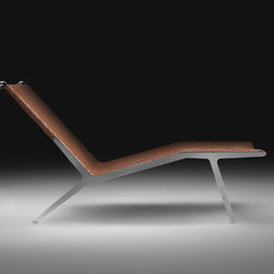 Flexform Chaises - Timeless chaise lounge by Flexform
