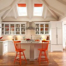 Traditional Skylights by Russell Roofing