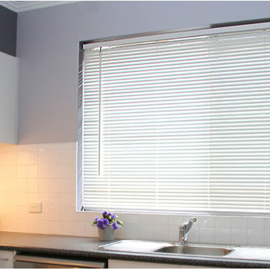 """1/2"""" Micro Aluminum Mini Blinds - Strike the perfect balance of style and function with a sleek horizontal look and choose from over a dozen colors. Unlike other brands, SelectBlinds.com 1/2"""" Micro Aluminum Mini Blinds are manufactured to resist corrosion and have the best color stability available."""