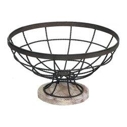 Sterling Industries - Beachcomber Bowl - Beachcomber Bowl