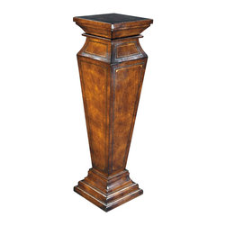 Ambella Home - New Ambella Home Plant Stand Leather A - Product Details