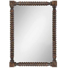 Tropical Bathroom Mirrors by shopbathroomlighting.com