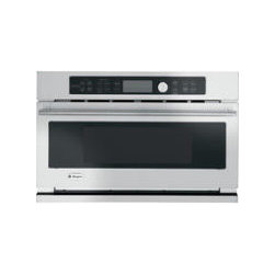 GE Monogram Built-In Oven with Advantium® Speedcook Technology- 240V - Delivers oven-quality results up to eight times faster than conventional cooking methods with no preheating.  Bakes, roasts and browns foods to perfection