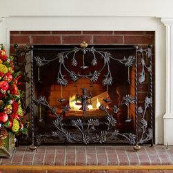 Mrs. Powers Fireplace Screen -