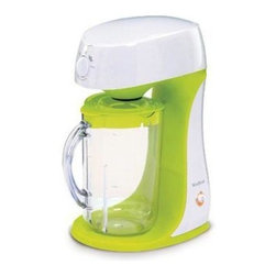 Focus Electrics - Iced Tea Maker 2.75 Qt. - West Bend Iced Tea maker with plastic 2.75 qt. pitcher, removable sweetener chanmer, timed brewing and steeping, brew strength selector, auto shut-off, On indicator light, 750 watts, bright green accents.